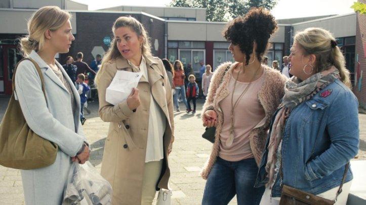 schoolplein moders